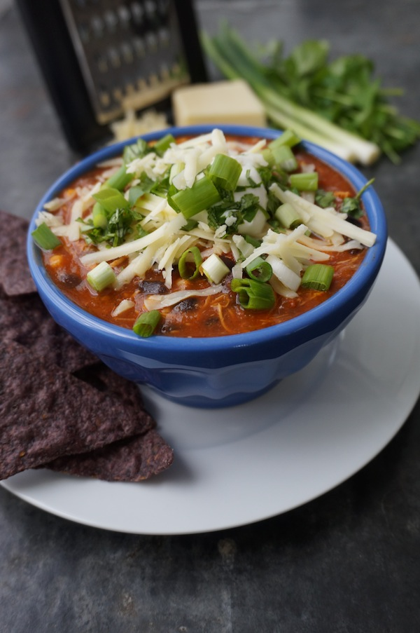 Spicy Salsa Soup-Wolff's Apple House