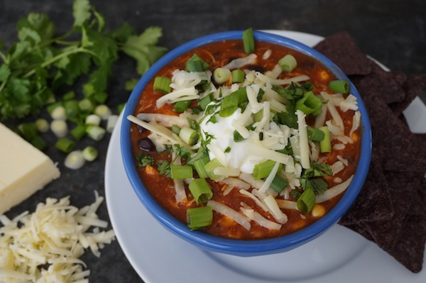 Spicy Tortilla Soup-Wolff's Apple House