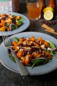 Butternut Squash Salad 4