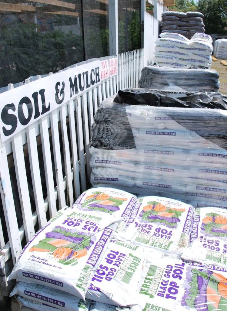 Soil and Mulch