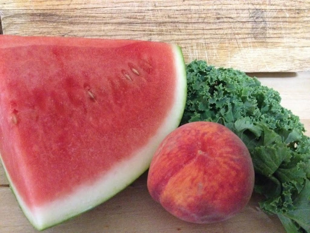watermelon smoothie ingredients
