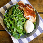 Cultivating Greens and Making An Easy Arugula Salad