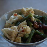 Cauliflower-Bean Salad