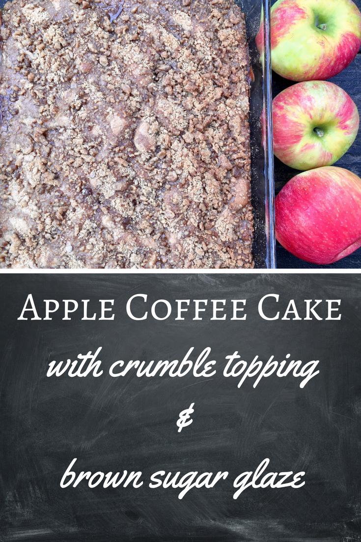 Decadent brunch fare for apple season!