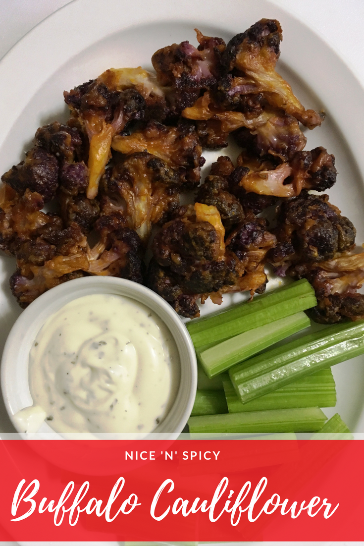 Game on! Serve these the way you would serve buffalo hot wings!