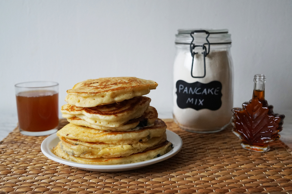 Make Ahead Pancake Mix For Holiday Gift Giving Wolff S Apple House