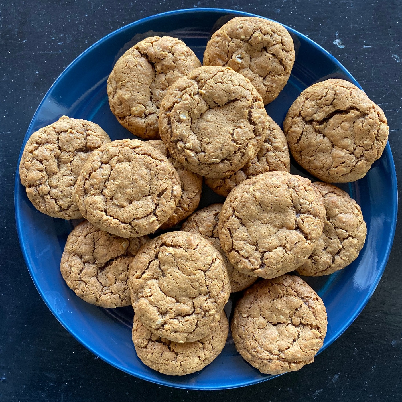 Soft & chewy gingersnap recipe